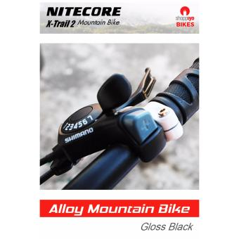 Nitecore Mountain Bike X-Trail 2 Package - 2
