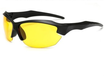 Outdoor Sports Windproof Dustproof Bicycle Riding Glasses - intl