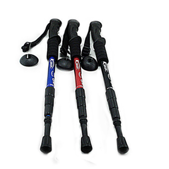 Outdoor walking cane hiking stick