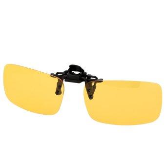Outdoorfree Polarized Clip On Sunglasses Lens Sun Glasses Anti-UV for Women & Men - INTL