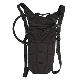 PAlight Outdoor Hydration Backpack Bag with Bladder (black 3L) - 2