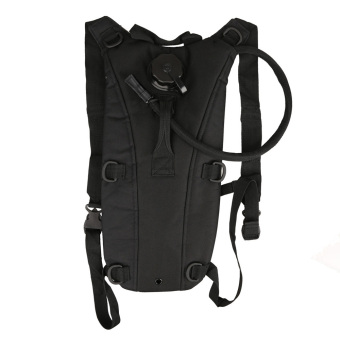PAlight Outdoor Hydration Backpack Bag with Bladder (black 3L)