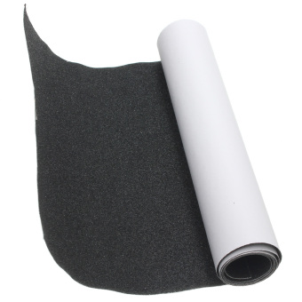 Perforated Grip Tape Sand Paper Skateboard Skate Scooter Sticker 81 cm * 22 cm - 4