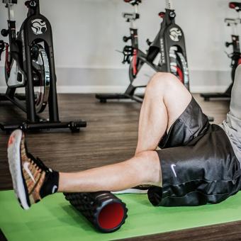 PopSky Foam Roller for Muscle Massage - Exercises & MassagesBack - 5