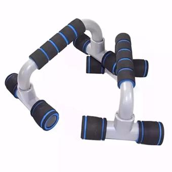 Push Up Stand (Black/Blue)