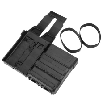 Quality Tactical Fast Mag Attach Belt Magazine Pouch 5.56 Molle Holster Outdoor Hunting - intl - 5