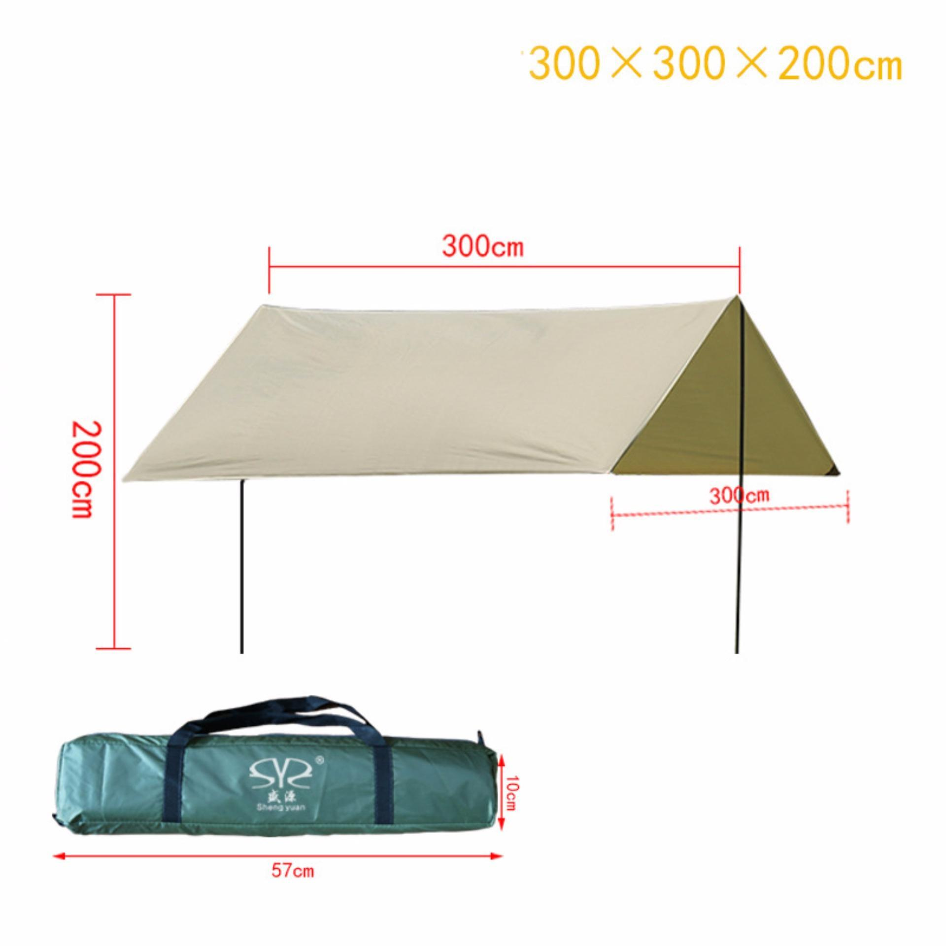 Recreation Outdoor Tent Shelter The Sun Awning Collapsible GazeboCanopy Beach Tents C&ing Sun Shade tent( ...  sc 1 th 225 & Philippines | Recreation Outdoor Tent Shelter The Sun Awning ...