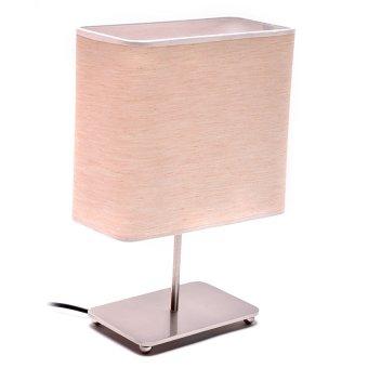 Rectangular Table Lampshade (Cream) - 2