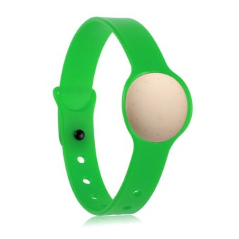 Replacement TPU Wrist Band Strap For Misfit shine Bracelet Smart Wristband Green - picture 2