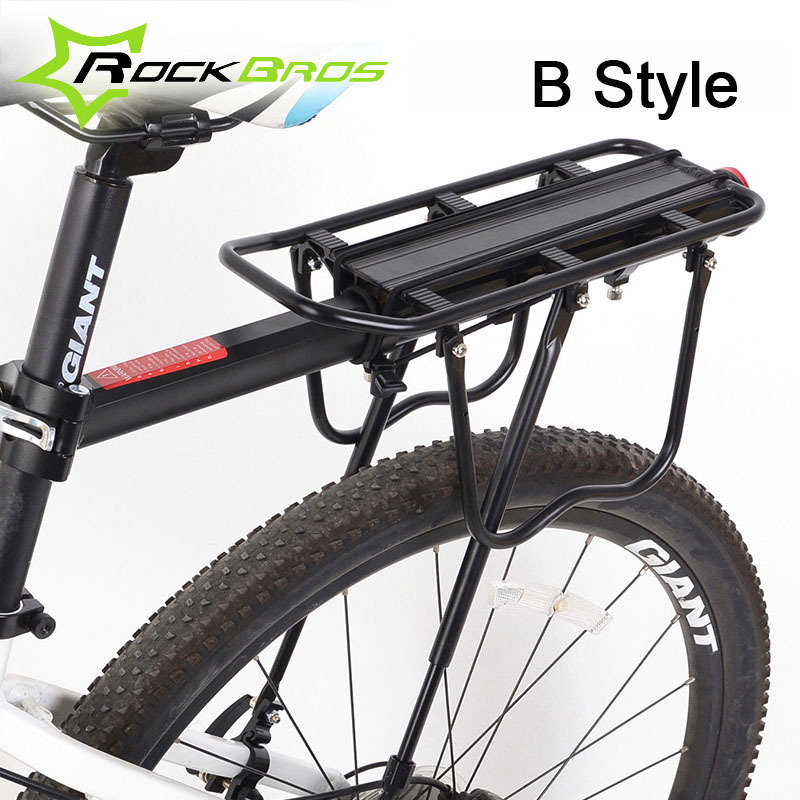 ... RockBros 3 Style 40-50kg Capacity Bike Racks Bike Lunggage Bicycle Accessories Equipment Stand Footstock ...