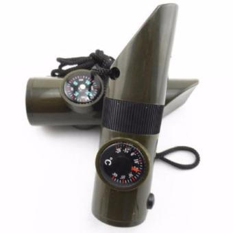 SafeWay 7 in 1 Emergency Survival Whistle - 3