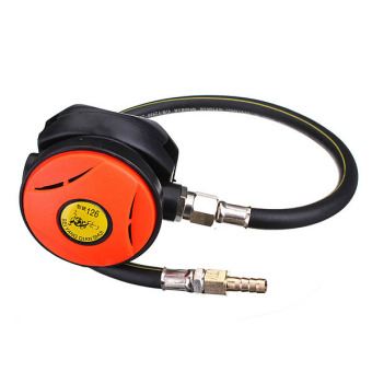 Scuba Diving Dive Regulator Orange - 4