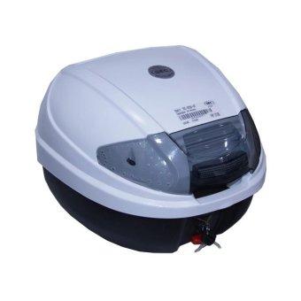 Sec 00555-WT 30L Motobox (White) - picture 2