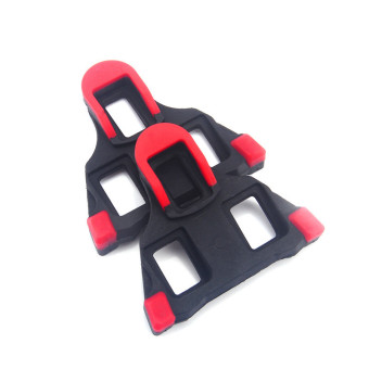 Self-locking Outdoor Bicycle Cycling Clipless Pedals Cleats Road SM-SH11 SPD-SL(Red) (Intl)