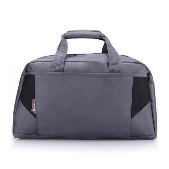 Simple sports gym tote outdoors leisure bag n2220e grey - intl