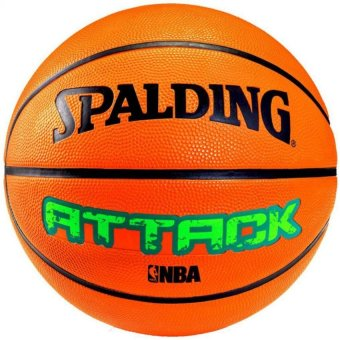 Spalding ATTACK BRICK Outdoor Basketball Size 7