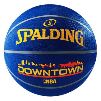 Spalding DOWNTOWN COLOR Outdoor Basketball Size 7