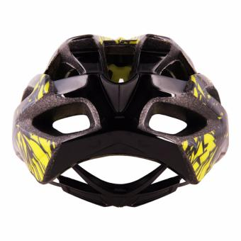 Spyder Cycling Helmet Bolt 381 (Black/Grey/Green) -Large - 3