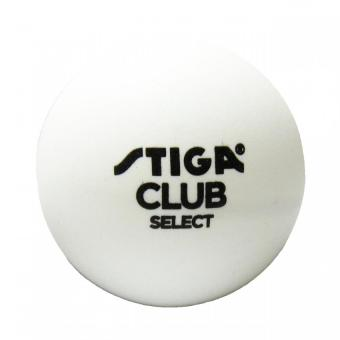 Stiga Club Select Table Tennis Ball (White)
