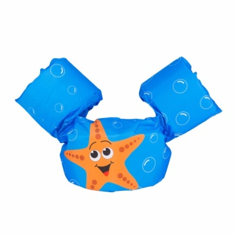 Swim Vests Puddle Jumper Swim Floatation Vest Learn-to-Swim Deviceweighing from 30 to 50 lbs - intl