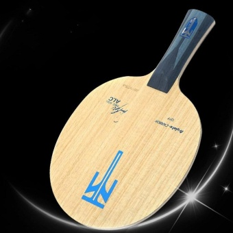 Table Tennis Racket ALC 7 Layers Wood and Carbon Fiber Table Tennis Bladet Ping Pong Pat FL - intl - 2