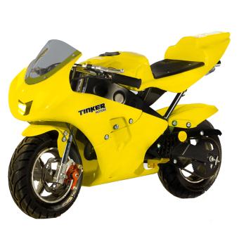 Tinker Motors GPR Pocket Rocket Full Race Bike (Yellow)(…)