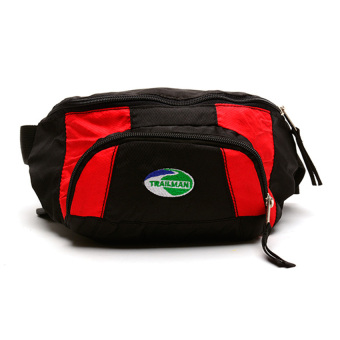Trailman Beltbag (Red)