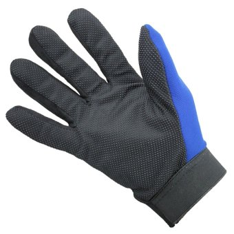 UJS Full Finger Sport Gloves Gym & Workout Gloves (Intl)