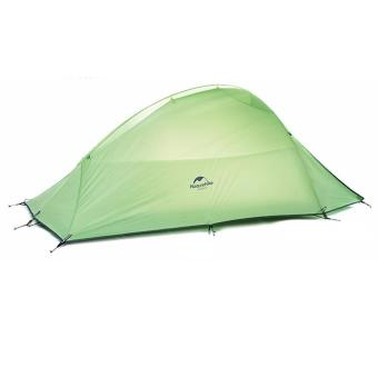 Ultralight Naturehike Fabric 2 Person Double Layers Aluminum RodTent - intl - 3