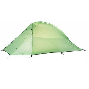 Ultralight Naturehike Fabric 2 Person Double Layers Aluminum RodTent - intl - 4