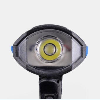 USB Rechargeable Waterproof Cycling Lights & Reflectors WithBike Bells & Horns - intl - 4