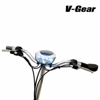 V-Gear A631 350W Electric Bicycle with TIANNENG Lithium-Ion Battery (Blue) - 3