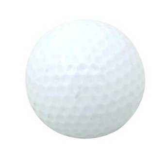 Velishy Golf Ball White PU Foam Practice white
