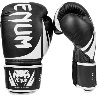 Venum Challenger 2.0 Boxing Gloves 14oz (Black) Price Philippines