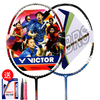 Victor genuine badminton racket