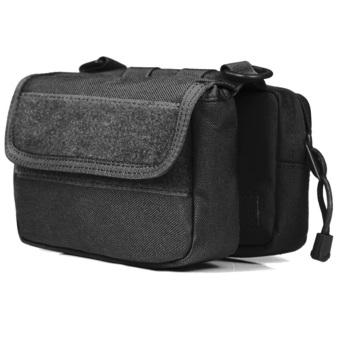 Vococal Cycling Top Tube Frame Bag (Black)
