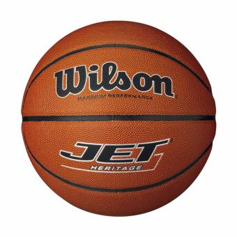 WILSON Basketball Jet Heritage WTB9110W0 Brown Size: 7