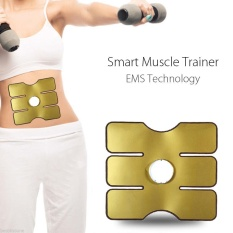 PHP 1.410. Wireless Smart Muscle Abdominal Belly Muscles Intensive Training Device Gear Abs Body Pad Sculpting Exercise Fitness Massager - intlPHP1410