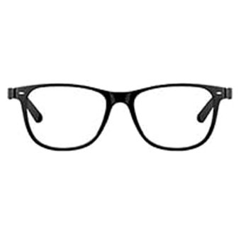 Xiaomi ROIDMI Anti-Blue Anti-Fatigue UV Ray-resistant Glasses -Black - intl