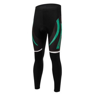 XINTOWN Men's Cycling Bike Bicycle Clothing Pants (Green) - picture 2