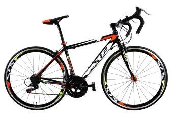 XiX R-360 Road Bike (Black/Orange)