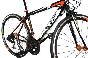 XiX R-360 Road Bike (Black/Orange) - picture 2