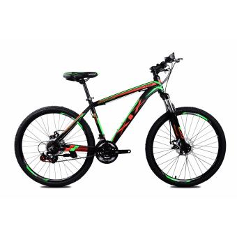 XiX XT-999 29er Alloy Mountain Bike Matte Black