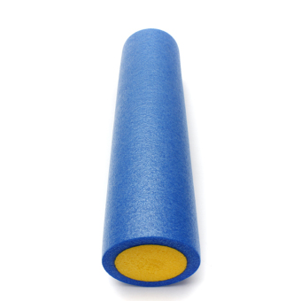 Yoga Grid Foam Roller Pilates Massage Exercise Fitness Gym (Blue) - Intl - picture 2