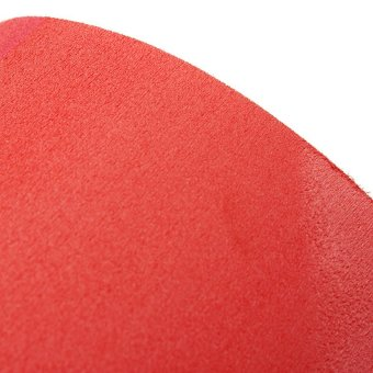 Yoga Gym Physio Pilates Exercise Fitness Foam Roller Massage Smooth Surface EVA (Red) (Intl) - picture 2