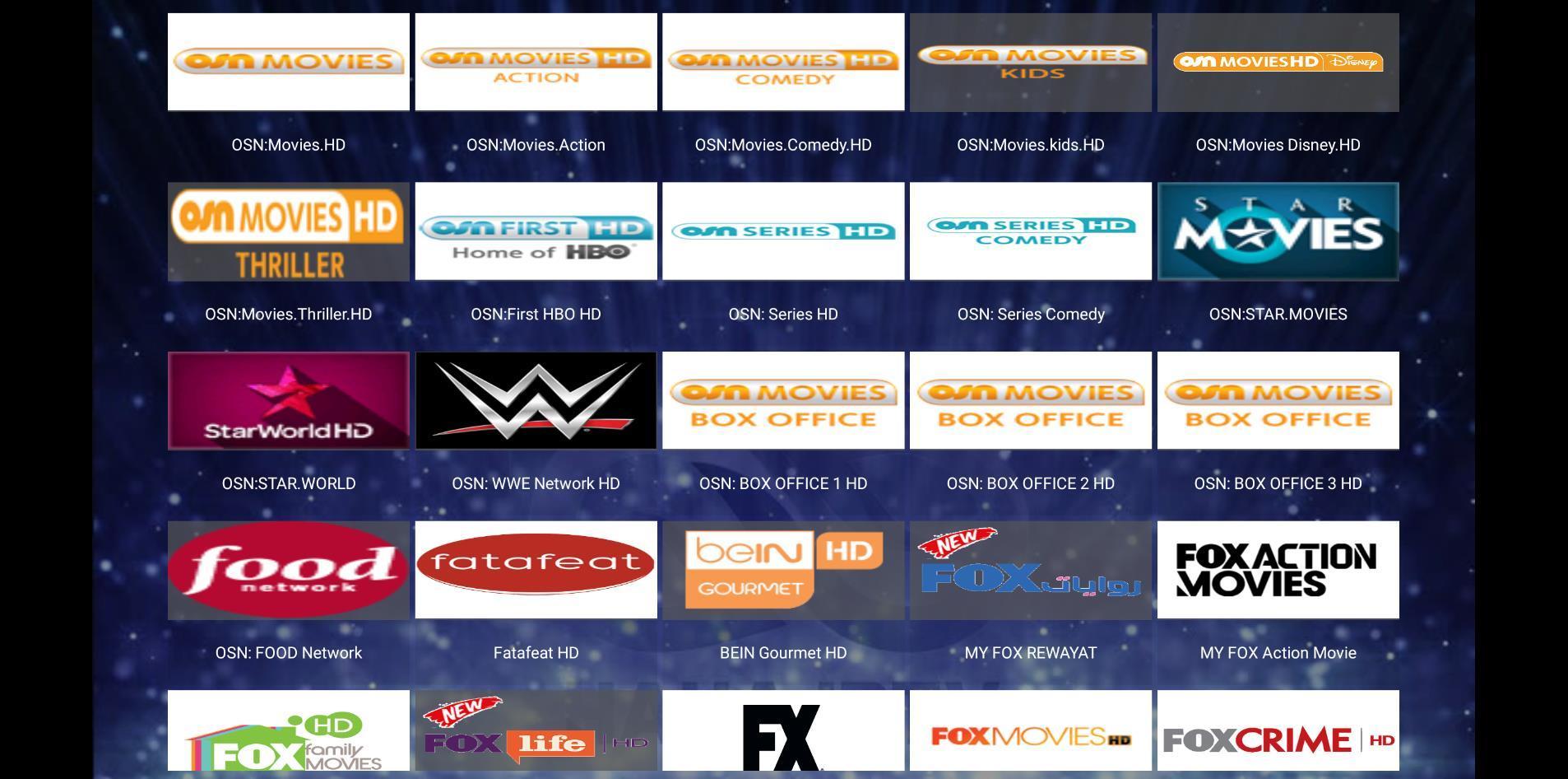 Ip Fox Tv Code