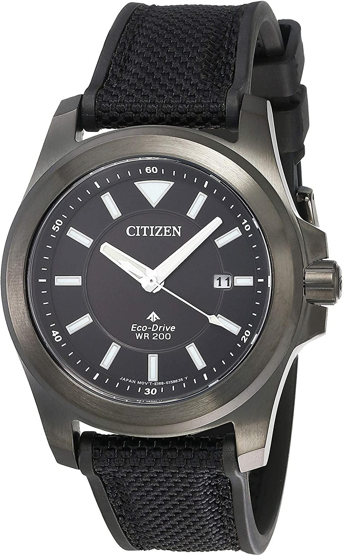 Genuine On SaleMen's Citizen Promaster Tough Black Fabric Strap Watch BN0217 -02E   Lazada PH