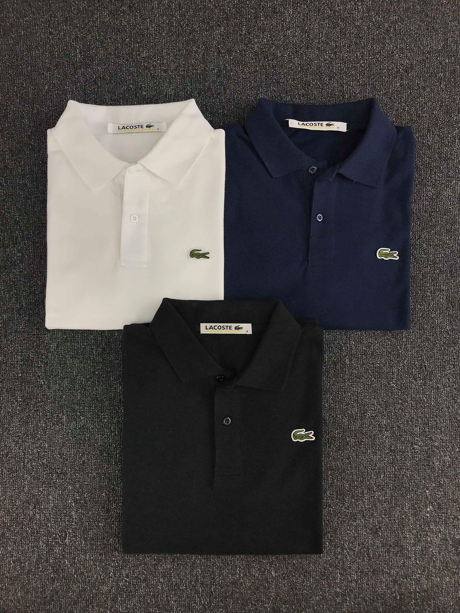 383674db42 Specifications of Lacoste Polo Shirt Trio (Classic Logo)