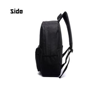 18.5inch Minecraft Logo Teenagers Backpacks Night-luminous Barcelona Travel Bags School Bag Shoulder Bags Gift for Boys Girls - intl - 4