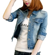 Denim Jackets for Women for sale - Womens Denim Jackets online ...